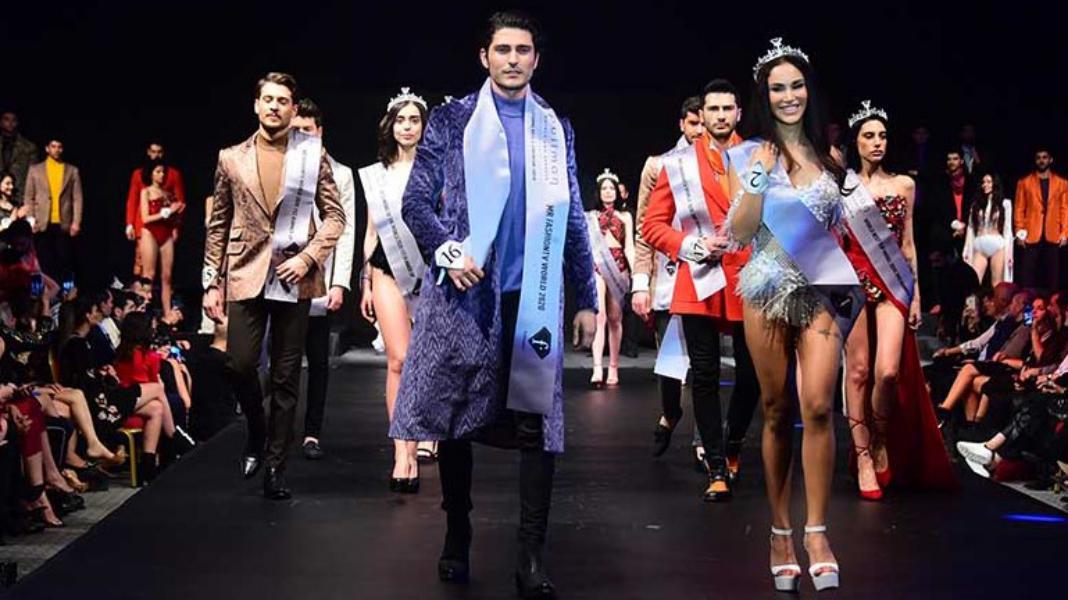 """Miss Fashion 2020 güzeli seçilen Elif Yılmaz, """"Türkan Şoray kanunları eskide kaldı!"""""""