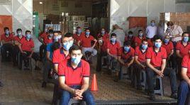 Büyükşehir'den 200 Bin İşçiye CORONA Eğitimi Başladı