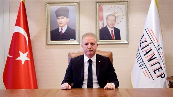 Vali Gül'ün 19 Mayıs Atatürk'ü Anma, Gençlik ve Spor Bayramı Mesajı