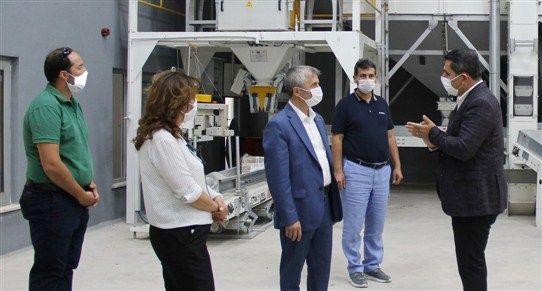 """""""Et Borsası ve Et Hali Türkiye'de Örnek Teşkil Edecek"""""""