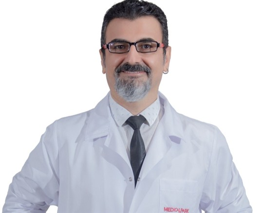 Prof. Dr.  Hikmet İyem, Gaziantep Özel Medical Park Hastanesi'nde
