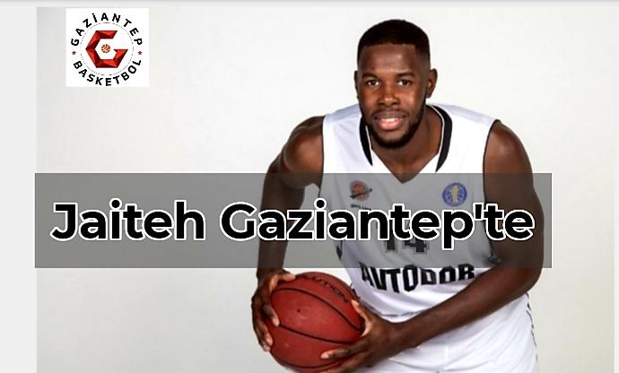 Mouhammadou Jaiteh Gaziantep Basketbol'da
