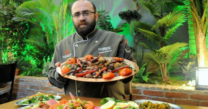 Gastronominin Başkenti Gaziantep'te, Kebap Yiyerek Sağlığınızı Koruyun!