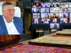 Halı İhracatçıları Türkiye'den 158 ülkeye halı serdi