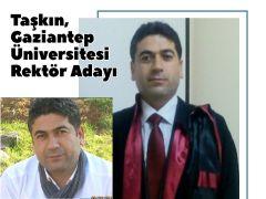 Prof. Dr. Halil Taşkın, Gaziantep Üniversitesi Rektör Adayı