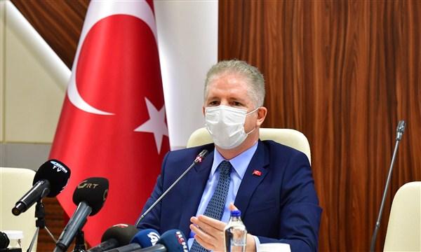 Gaziantep'te, 18 Mart Çanakkale Zaferi İçin İlk Tören Şehitlikte Düzenlendi