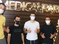Gaziantep Basketbol Kulübü'nün Sağlığı Medical Park Gaziantep'e Emanet