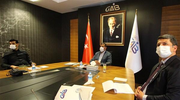 """Başkan Mahsum Altunkaya,""""Bölgenin ihracat Şampiyonu Hububat Bakliyat"""""""
