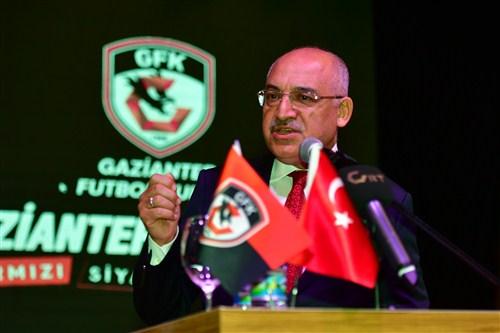 """Gaziantep FK Başkanı Büyükekşi: Gol de Ne """"Var"""""""