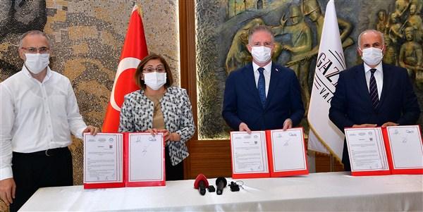 Çocuk, Kadın ve Ailenin Desteklenmesini İçeren İşbirliği Protokolü İmzalandı