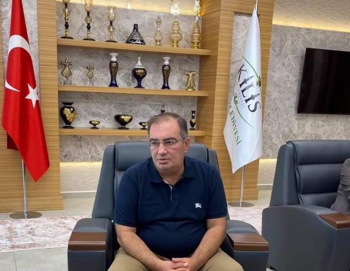 Kilis Belediye Başkanı Bulut hayatını kaybetti