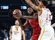Gaziantep Basketbol Takımı Galatasaray'ı deplasmanda 90-86 yendi