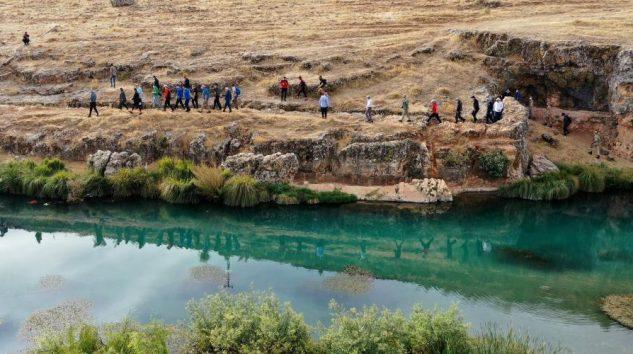 Saklı Cennet Habeş Kanyonu, Doğa Yürüyüşünün Merkezi Oluyor
