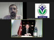 """GAGİAD Başkanı Koçer; """"Dernek Olarak Yenilikçi Dönüşüme Katkı Sunmaya Çalışıyoruz"""""""