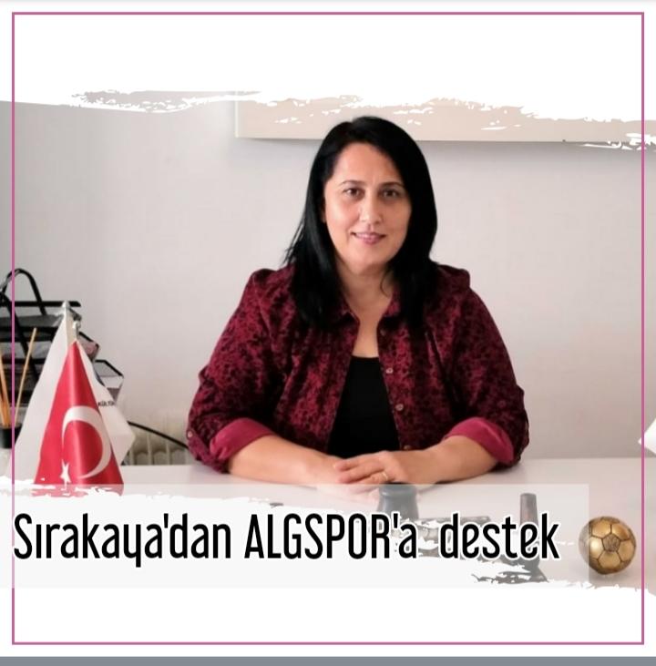 """Sırakaya,""""Gaziantep'in gururu, yeşil sahaların dev 11'i ALG SPOR, Avrupa sahnesinde"""""""