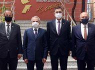 GSO Başkanlarından Hayırlı Olsun Ziyaretleri