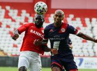Antalyaspor: 1 – Gaziantep FK: 1