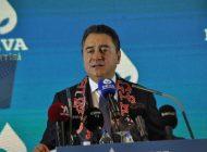 DEVA Partisi Genel Başkanı Ali Babacan Gaziantep'te!