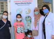 MEDICAL PARK Gaziantep'ten ''Doğru Yöntemle El Yıkama'' Etkinliği
