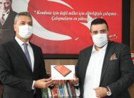 """Faruk Eruslu'dan """"Askıda Tablet Kampanyası'na destek"""