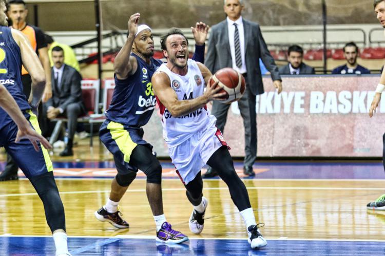 Gaziantep Basketbol 59 – 65 Fenerbahçe Beko