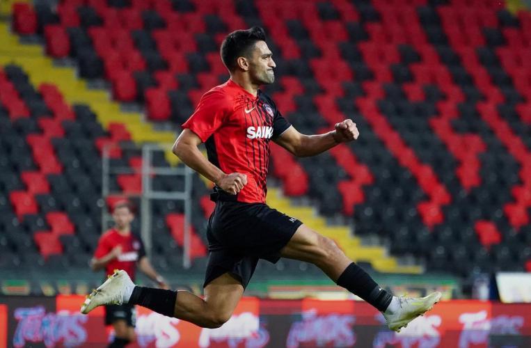 Gaziantep FK, İttifak Holding Konyaspor'u 1-0 mağlup etti