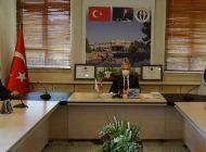 """OSB Başkanı Şimşek: """"GAÜN Önemli Bir Değer"""""""