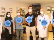 Medical Park Gaziantep Hastanesi'nde 12 Ekim Dünya Artrit Günü'ne Dikkat Çekildi