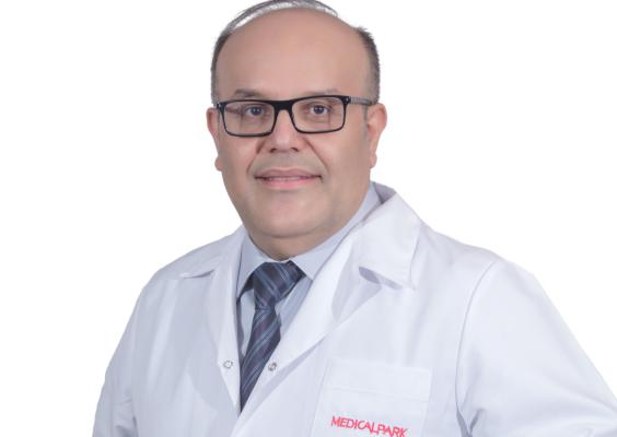 Girişimsel Nöroloji Uzmanı Profesör Dr. Semih Giray Medical Park Gaziantep Hastanesi'nde!