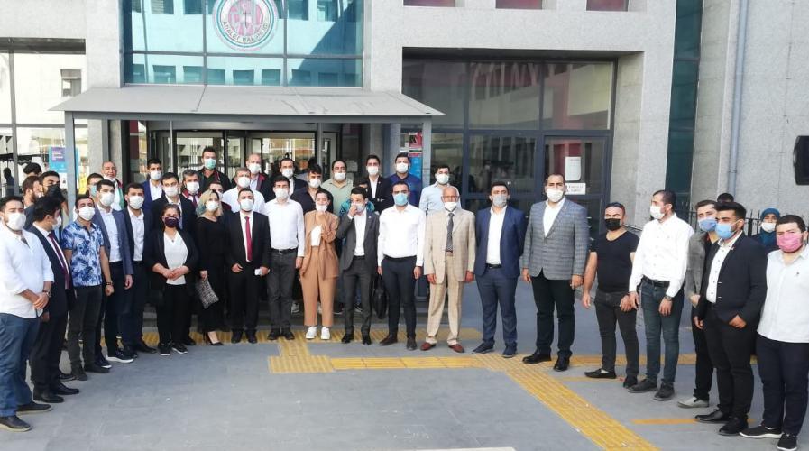 CHP'li Kadaş'a partililerden destek