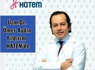Uzm. Dr. Ömer Aydın Yıldırım HATEM'de