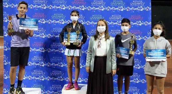 SANKO Okulları'nın Tenis Başarısı