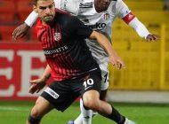 Gaziantep FK, Beşiktaş'ı 3-1 yendi