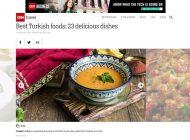 """""""EZO GELİN ÇORBASI"""" Türkiye'nin En İyileri Arasına Girdi"""