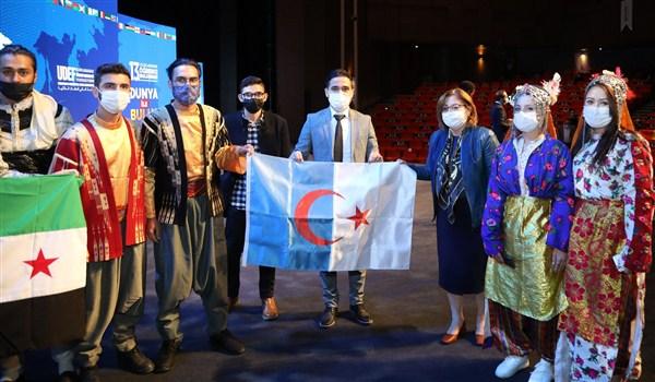13'üncü Uluslararası Öğrenci Buluşmaları Gaziantep'te Düzenlendi