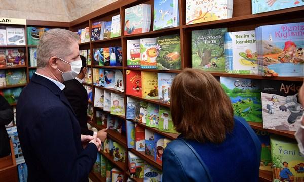Gaziantep'te TÜBİTAK Kitapları Satış Ofisi Açıldı