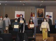GSO İhracat Akademisi Projesi'nde Sertifika Töreni Yapıldı