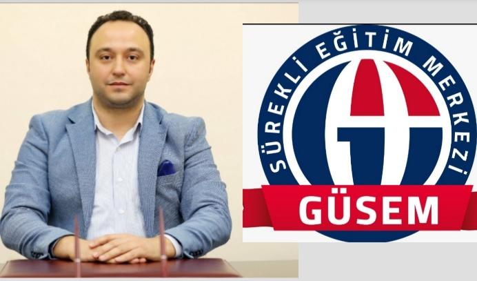 """Doç.Dr. Giritlioğlu: """"GÜSEM Önemli Bir Misyona Sahip"""""""