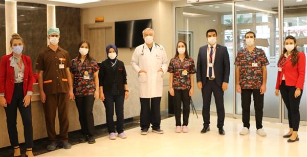 Medical Park Gaziantep Hastanesi'nin Yenilenen Acil Servis Ünitesi Hizmet Vermeye Başladı