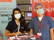 Medical Park Gaziantep Hastanesi'nde Organ Bağışı Standı Kuruldu