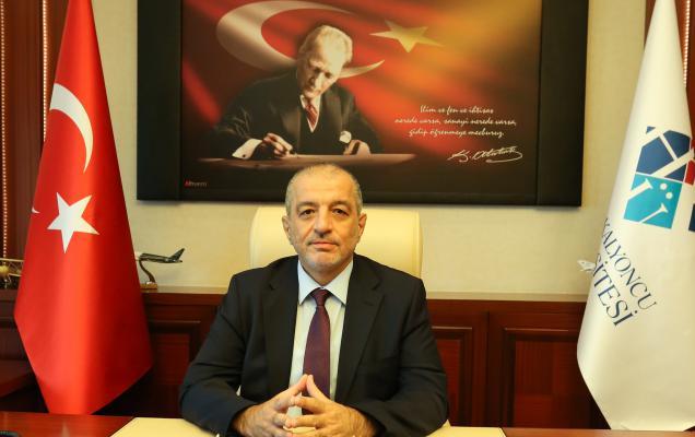 HKÜ Rektörü Türkay Dereli'nin Acı Günü