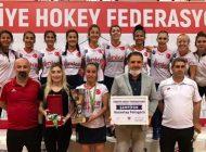 Gaziantep Polisgücü'nün Sultanları Türkiye Şampiyonu
