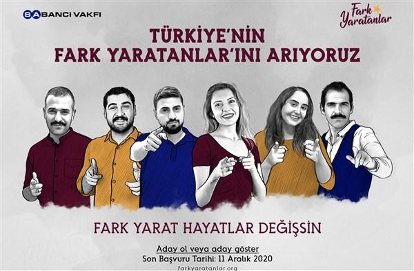 Sabancı Vakfı Gaziantep'in Fark Yaratanlarını Arıyor