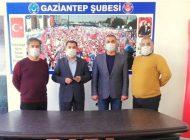 """Başkan Kazak, """"2021 İcratlar İle Sağlık Çalışanları Yılı Olmalıdır"""""""