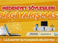 Büyükşehir'den Medeniyet  Söyleşileri Bilgi Yarışması!