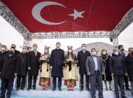 DÜZBAĞ İçmesuyu İsale Hattı Açılış Töreni Düzenlendi