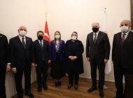 Gaziantep Milletvekillerinden Aile Bakanı'na Ziyaret