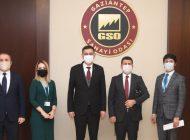 LIV HOSPITAL GAZİANTEP Hastanesi Genel Müdürü GSO'yu ziyaret etti
