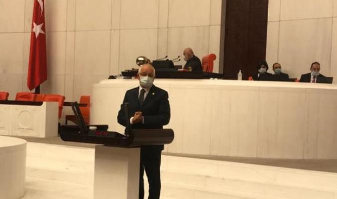 """Gaziantep Milletvekili Erdoğan, """"Her zaman esnafımızın yanındayız"""""""