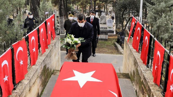 Şehit Kamil ve Annesi ile Özdemir Bey, Törende Şükranla Anıldı